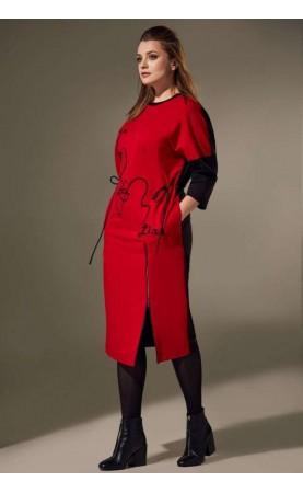 Платье ANDREA STYLE 00309