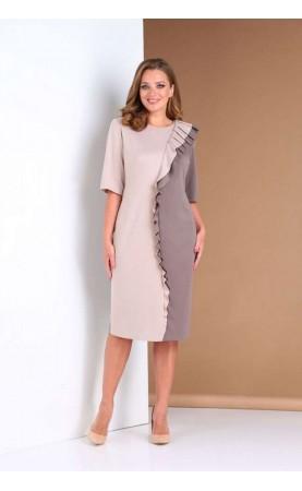 Платье ANDREA STYLE 0391