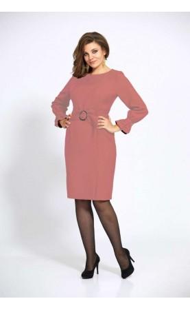 Платье Angelina 502 персик