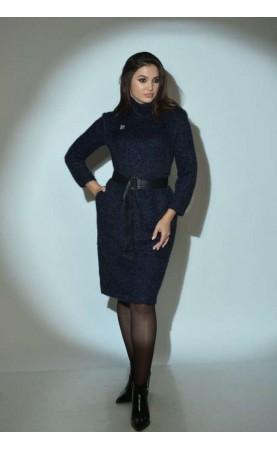 Платье Angelina 625 синий