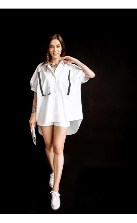 Блуза BUTER 1-001