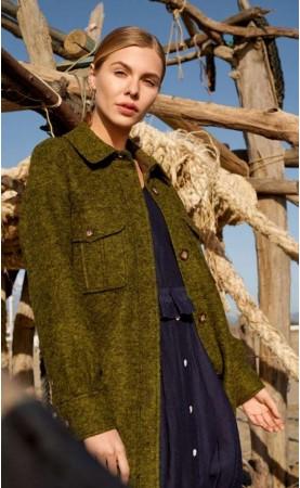 Пальто Colors of PAPAYA 1440