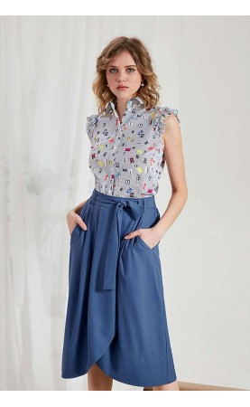 Блуза Divina 6.280 STIGE