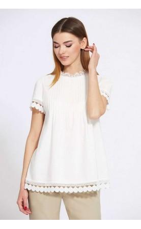 Блуза EOLA STYLE 1833 белый