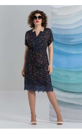 Платье Erika Style 1012-1