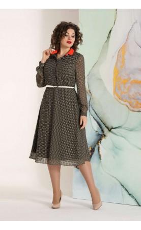 Платье Erika Style 1061-1