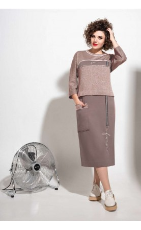 Платье Erika Style 1168-1