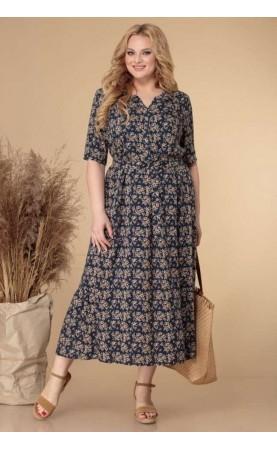 Платье ЛИНИЯ Л Б-1728