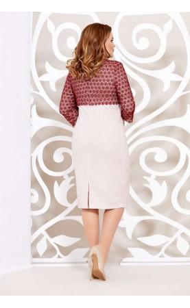 Платье Mira Fashion 3143