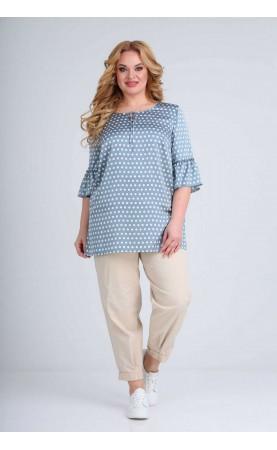 Блуза ОРХИДЕЯ 1013