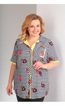 Блуза ОРХИДЕЯ 944