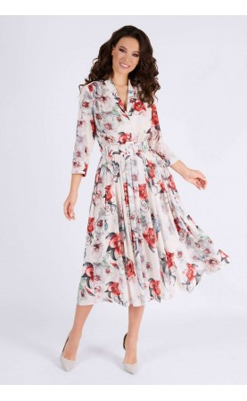 Платье TEFFI style 1425 Гипиаструм
